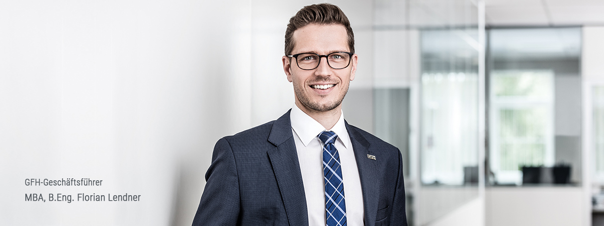 Florian Lendner will manage GFH GmbH alone – Anton Pauli departs